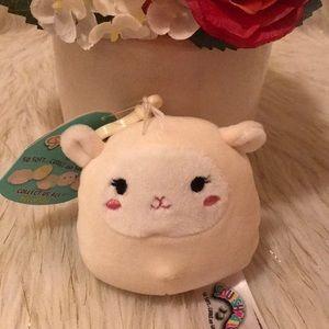 Other - Kawaii plush bag /backpack-clip/keychain